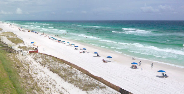 Where Is Crystal Beach Florida Located